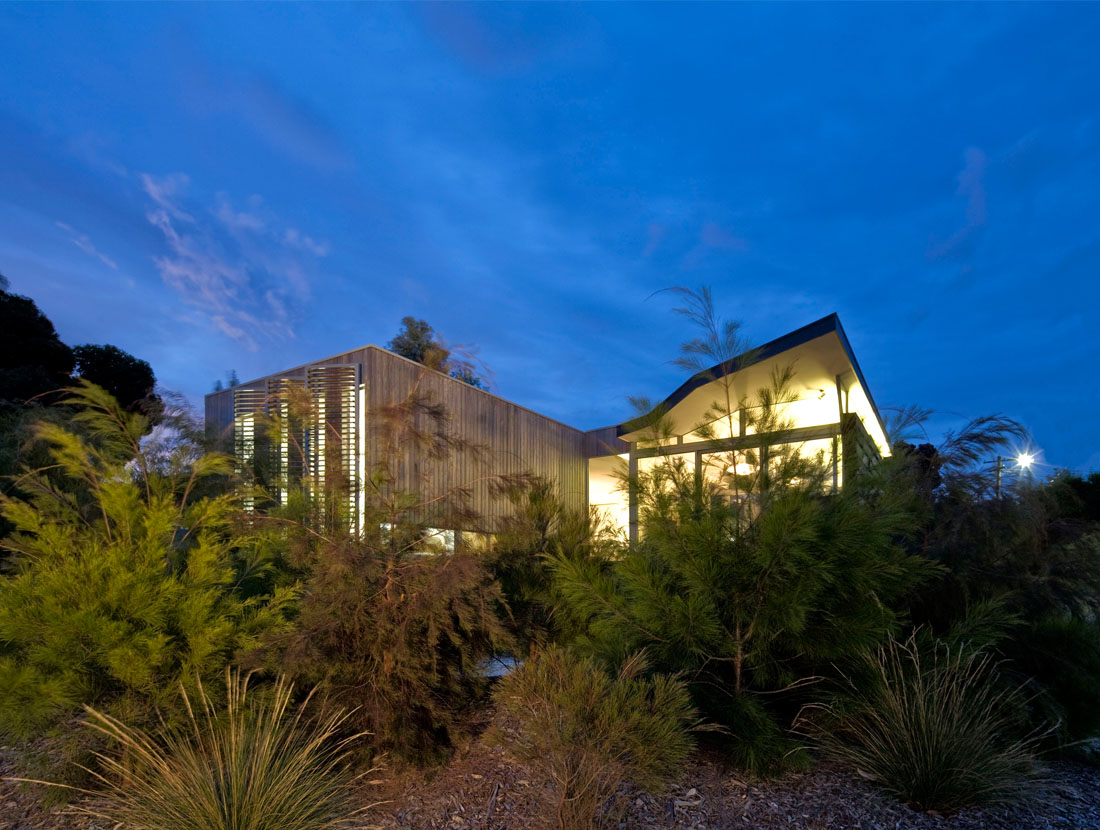 Bailey Street Residence - Timber Cladding