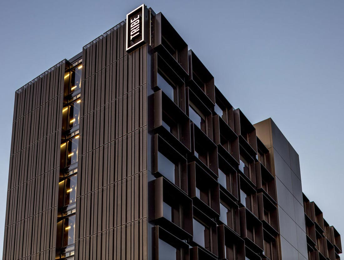 Tribe Hotel Perth Architecture Modular